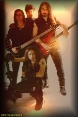 Fede Potere Vendetta Original Band Pic