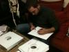 Piero Signing