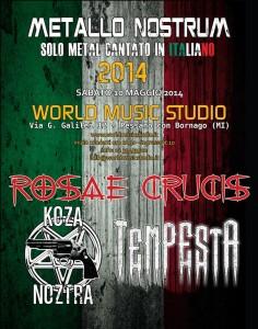 Metallo Nostrum 2014